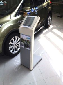 Ford 4s Car Store MDF Material Brochure Display Stand pictures & photos