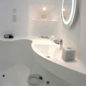 100% Acrylic Basin, Corian Sink pictures & photos