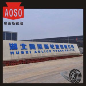 11r22.5 12r22.5 Bus & Truck Tubeless Tire with ISO9001 and DOT Certification pictures & photos