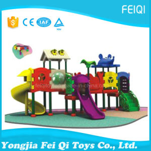 Interesting Popular Outdoor Slide for Baby Full Plastic Series (FQ-YQ07801) pictures & photos