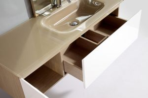 MDF & PVC Bathroom Cabinet pictures & photos