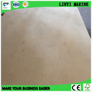 Baltic Birch Plywood High Quality for Furniture or Supermarket in USA pictures & photos