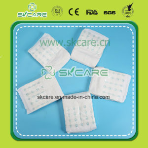 Basic and High Absorbency Adult Incontinence Diaper for Medical Hospital Elderly Health Care pictures & photos