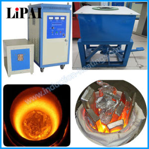 Germany Infineon IGBT Saving Energy Induction Melting Furnace Price Copper Scrap Smelting Furnace for Sale pictures & photos