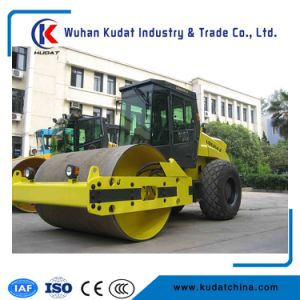 Industrial Singel Drum Heavy Duty Vibratory Roller Offered (14 ton, LSS214) pictures & photos