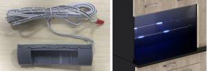 Plastic LED Glass Light pictures & photos