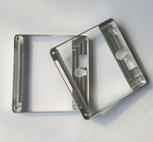 Customized Stainless Steel Frame, Fixture, Framework (CNC machining, machined, turning part) pictures & photos