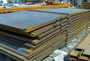 Abrasion Resistant Sumihard 500 Building Material Steel pictures & photos