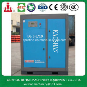 Kaishan LG-5.6/10 145cfm Direct Driven Rotary Air Compressor for Quarry pictures & photos