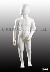 Lovely Child Mannequin for Dress pictures & photos