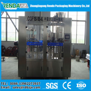Automatic Small Pet Bottle Mineral Water Filling Machine pictures & photos