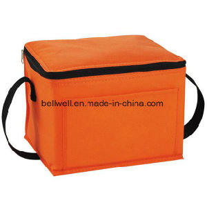 Insulated Advertising Ajustable Shoulder Cooler Bag pictures & photos
