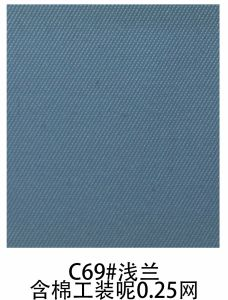 ESD Fabric for Uniforms in Electronic Industry pictures & photos