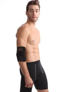 Fitness Support Adjustable Elbow Brace Neoprence Arm Elbow Wraps Brace pictures & photos
