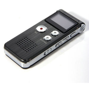High Definition 4GB/8GB Audio Recording Far Distance Dictaphone Pen Digital Voice Recorder pictures & photos