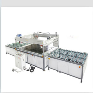 Full-Auto Four Colums Glass Screen Printing Machine pictures & photos