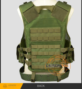Tactical Vest with Multi-Function Pouches pictures & photos