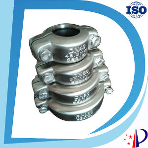 Elastic HDPE Pipe Sleeve Coupling for Hydraulic Pump pictures & photos