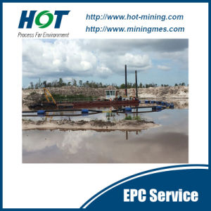 Hot Sale 6 Inch Cutter Suction Dredger pictures & photos