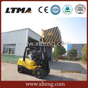 China 3.5 Ton Hydraulic Diesel Forklift Truck pictures & photos