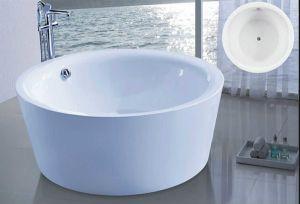 1500mm Round Freestanding Modern Bathtub (AT-6185) pictures & photos