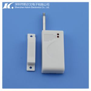 12V Fixed Code RF Wireless Magnetic Door Sensor pictures & photos