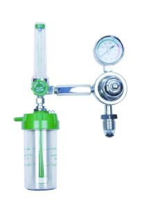 Oxygen Tank Regulator Parts, Oxygen Therapy Regulator, High Pressure Oxygen Regulator pictures & photos