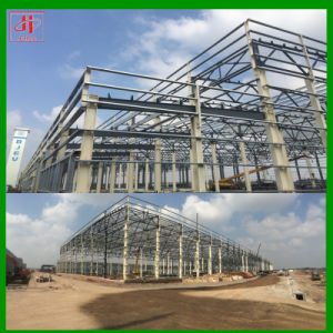 Low Cost Steel Structure Metal Building Heavy Duty Structure Steel Workshop pictures & photos