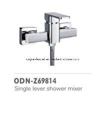 Zinc Body Single Handle Shower Faucet Z69814-1 pictures & photos