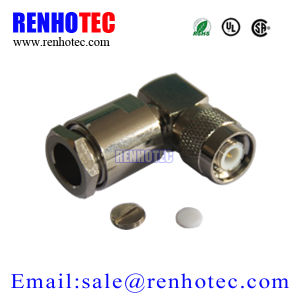 Clamp Type TNC Plug Connector for LMR200 pictures & photos