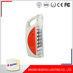 Light Manufacturer 12V Portable Rechargeable LED Emergency Light pictures & photos