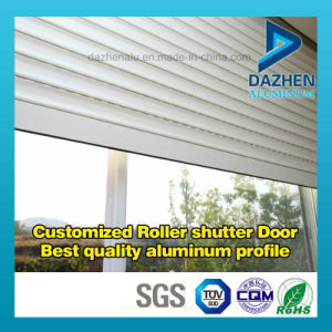 Aluminium Aluminum Extrusion Anodized Profile for Roller Shutter Door Window pictures & photos