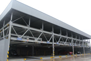 Pit Type Smart Parking System pictures & photos