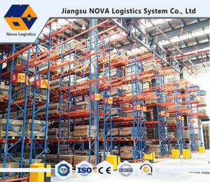 Jiangsu Nova Heavy Duty Selective Pallet Rack with Ce pictures & photos