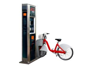 Top 3 Public Stationless Rental Bicycle Smart Lock System for Public Bike pictures & photos