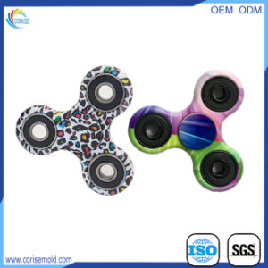 Bearing Toy Aluminum Alloy Copper Colorful Hand Fidget Spinner pictures & photos