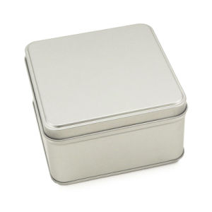 Candy Gift Square Tin Boxes pictures & photos