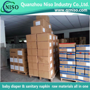 2017 PP Adhesive Poly Side Tape for Baby Diaper and Adult Incontinence Pads pictures & photos