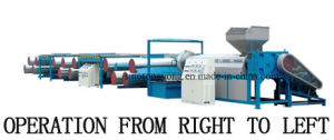 Plastic Tape Extruder (PP WOVEN FABRIC) (SJ-L Series) pictures & photos