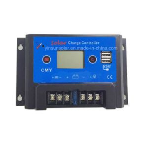 5ah Solar Charge Controller with Over-Load and Short Circuit Protection pictures & photos