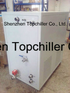 PLC Controlled Water Cooled Chiller Machine 16503 Kcal/H pictures & photos