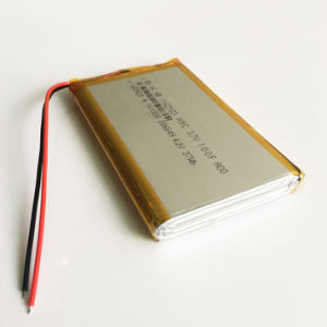 """3.7V 10000mAh Lithium Polymer Rechargeable Battery Li-Po for GPS PSP DVD Power Bank 9"""" 11"""" Pad Tablet PC Laptop Nootbook 1162103 pictures & photos"""