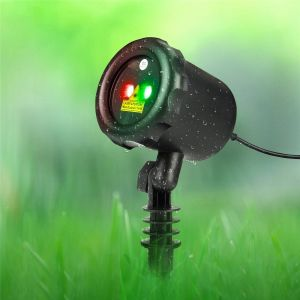 Eight Flower Bliss Garden RF Remote Outdoor Laser laser Light pictures & photos