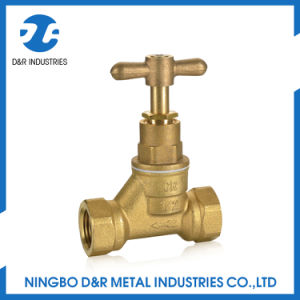 High Performance Angle Stop Valve for Water pictures & photos