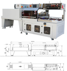 Auto Pizza Packing Machine Shrink Wrapping Machine pictures & photos