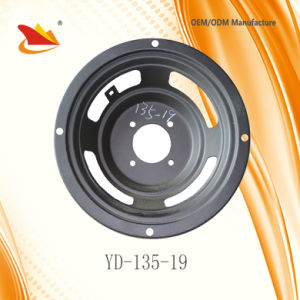 New Design High Quality 5inch Die Cast Speaker Parts-Speaker Basket pictures & photos