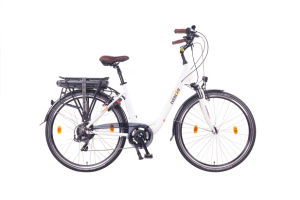 "28"" City Lady Electric Bike/Bicycle/Scooter Ebike Tr3-700-L Ce"