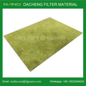 Activated Carbon Carbin Filter Cloth
