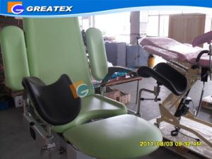 Compatible Medical Hydraulic Electric Gynecology Chair pictures & photos