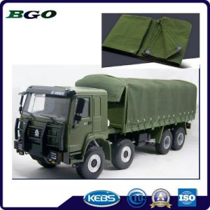 Factory Price Durable Truck Canvas Cover pictures & photos
